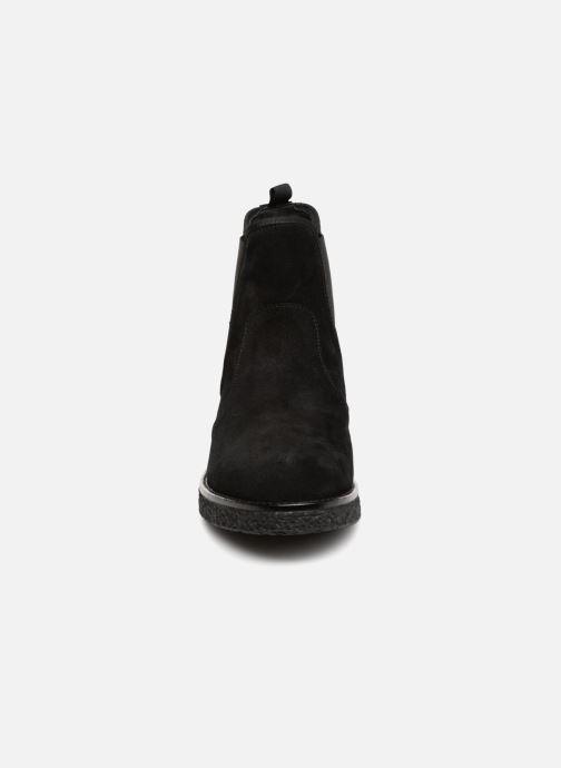 Bottines et boots Esprit DIANA CHELSEA Noir vue portées chaussures
