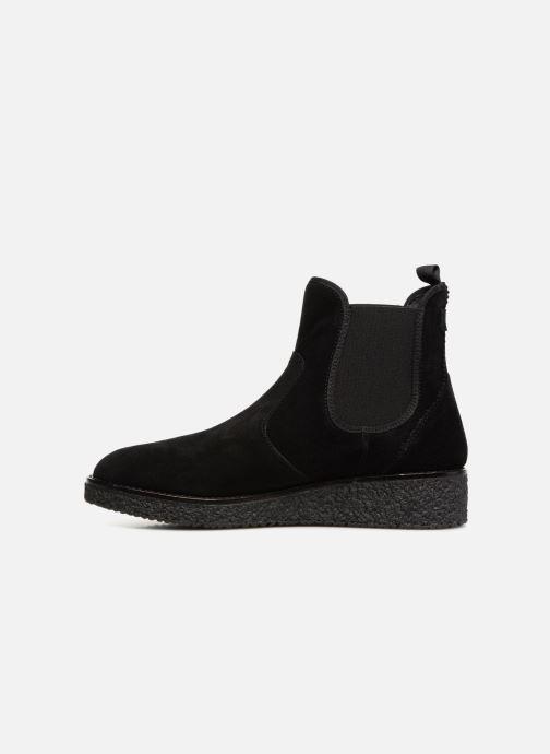 Bottines et boots Esprit DIANA CHELSEA Noir vue face