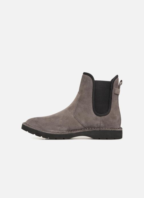 Ankle boots Esprit OKOA CHELSEA Grey front view