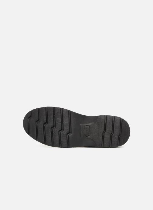 Stiefeletten & Boots Esprit OKOA CHELSEA grau ansicht von oben
