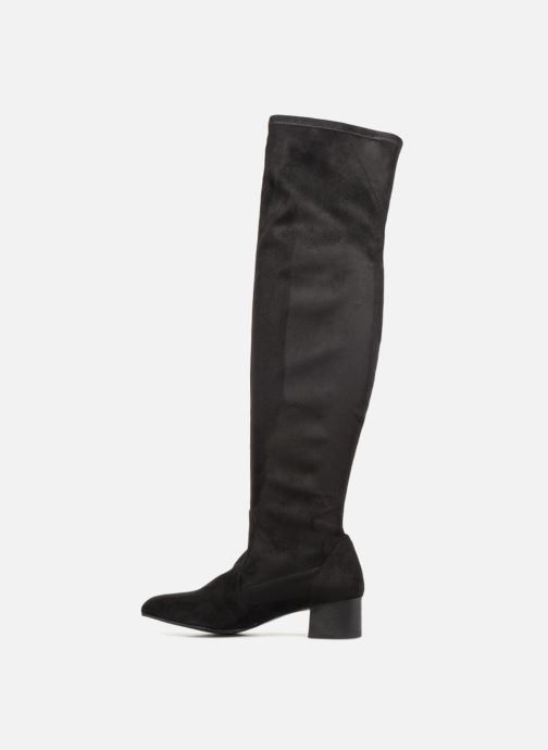 Boots & wellies Esprit NOLA OVERKNEE Black front view