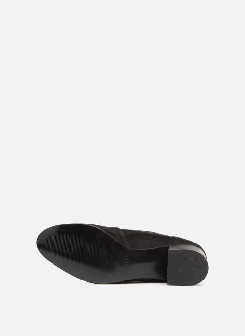 Boots & wellies Esprit NOLA OVERKNEE Black view from above