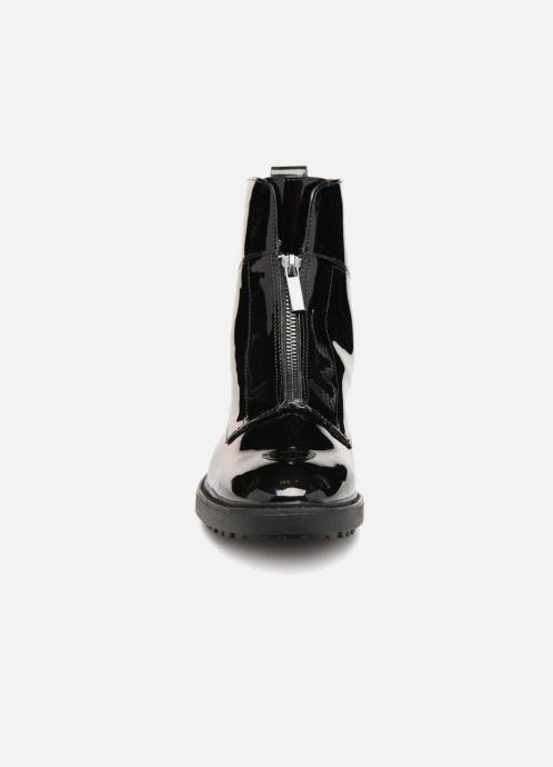 Bottines et boots Esprit COCO ZIP Noir vue portées chaussures