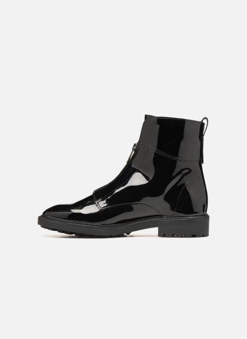Bottines et boots Esprit COCO ZIP Noir vue face