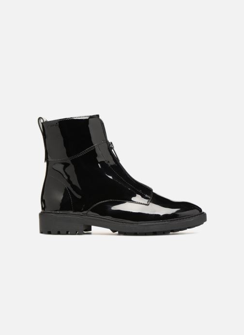 Bottines et boots Esprit COCO ZIP Noir vue derrière