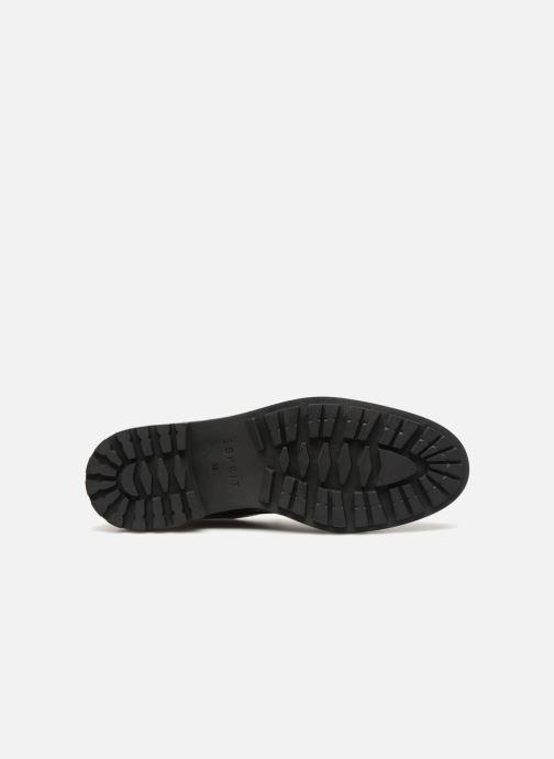 Bottines et boots Esprit COCO ZIP Noir vue haut