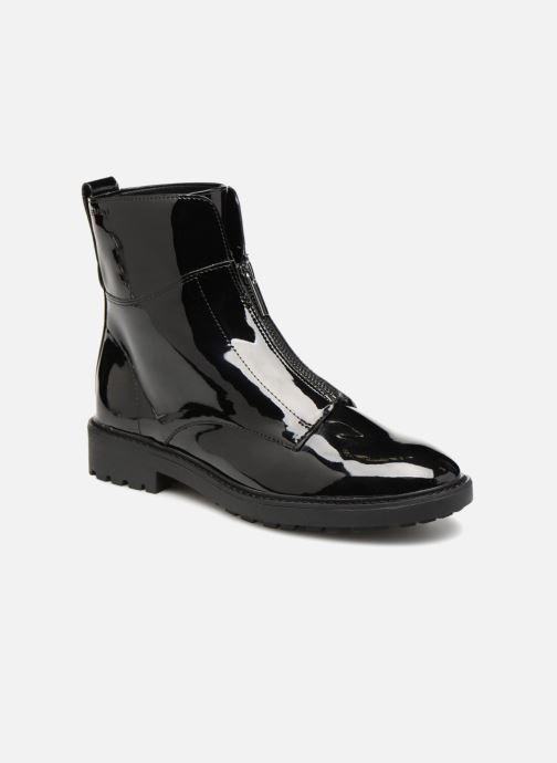 Bottines et boots Esprit COCO ZIP Noir vue détail/paire
