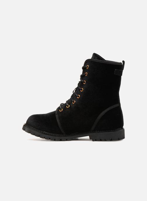 Bottines et boots Esprit LANDY VELVER Noir vue face