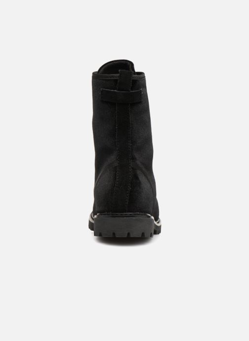 Ankle boots Esprit LANDY VELVER Black view from the right