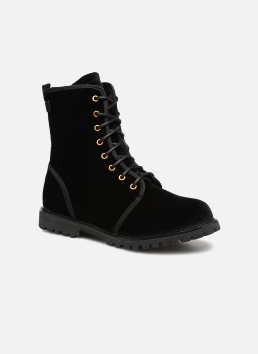 Ankle boots Esprit LANDY VELVER Black detailed view/ Pair view