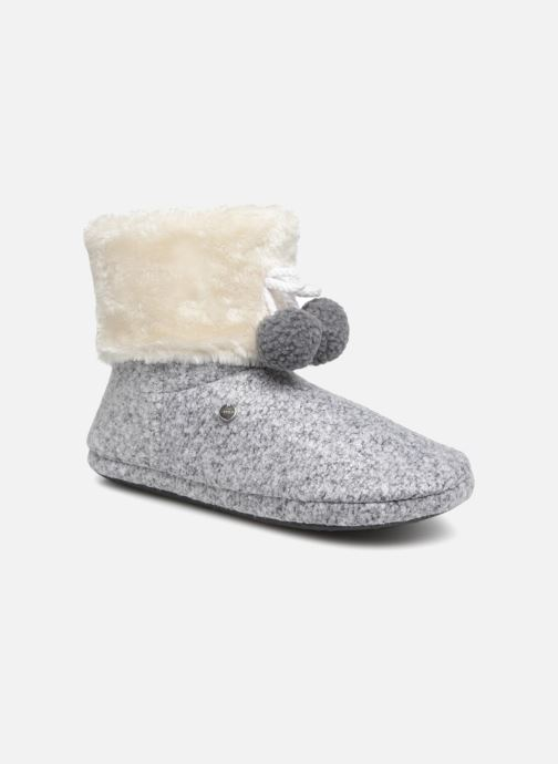Slippers Esprit DONI TOGGLE Grey detailed view/ Pair view