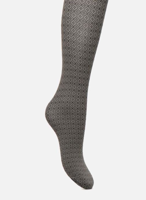 Chaussettes et collants Falke Collant MME BUTTERFLY 50 Denier Gris vue face