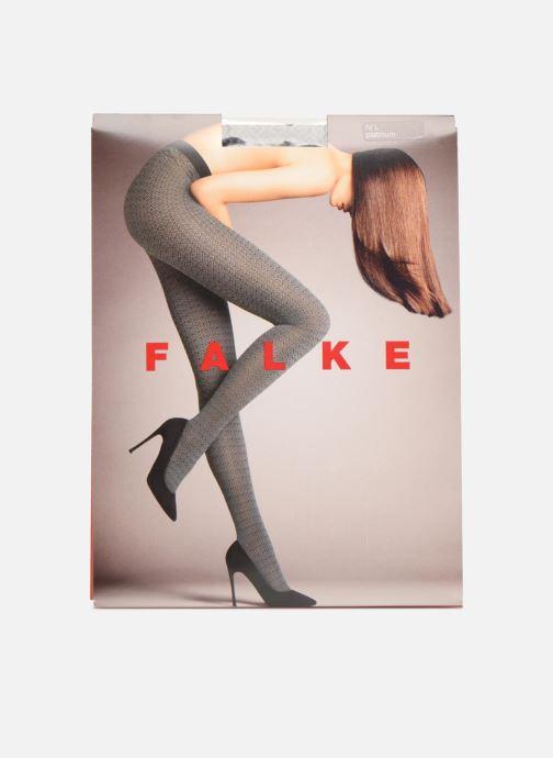 Chaussettes et collants Falke Collant MME BUTTERFLY 50 Denier Gris vue détail/paire