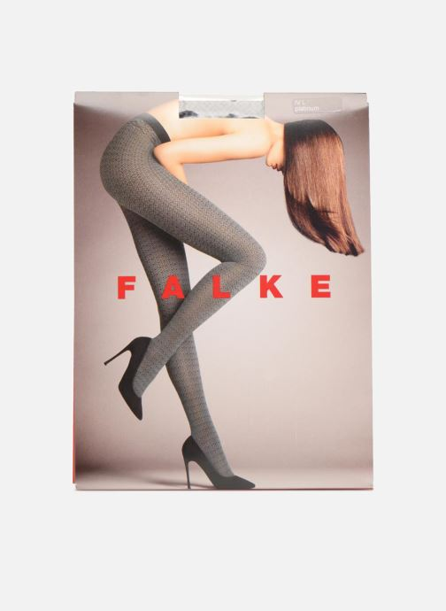 Socks & tights Falke Collant MME BUTTERFLY 50 Denier Grey detailed view/ Pair view