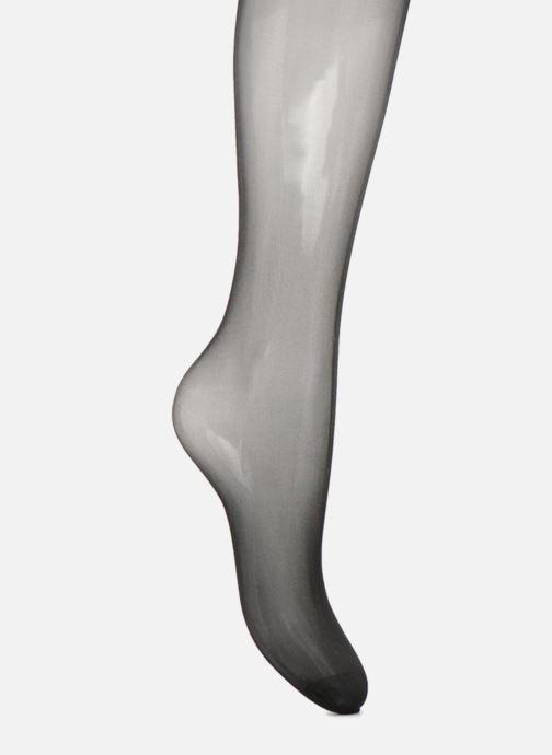 Sokken en panty's Falke Collant INVISIBLE DELUXE 8 Denier Zwart voorkant