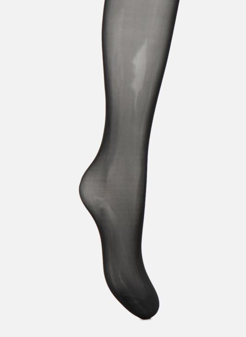 Strømper og tights Falke Collant PURE MAT DELUXE 20 Denier Sort se forfra