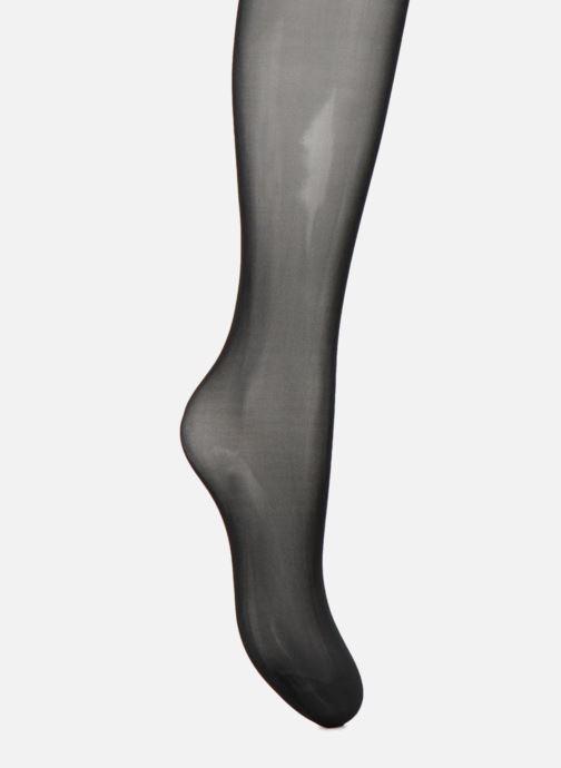 Sokken en panty's Falke Collant PURE MAT DELUXE 20 Denier Zwart voorkant