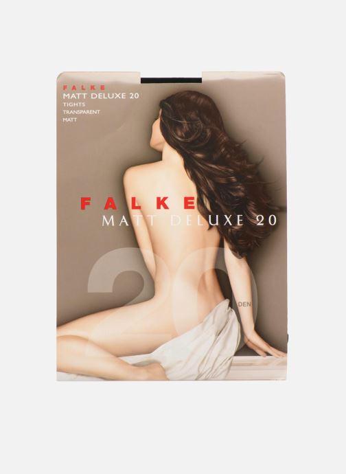 Strumpor och strumpbyxor Falke Collant PURE MAT DELUXE 20 Denier Svart detaljerad bild på paret