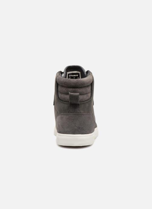 Sneaker Hummel Stadil Winter grau ansicht von rechts