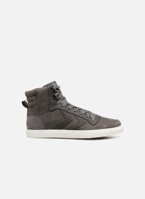 Sneaker Hummel Stadil Winter grau ansicht von hinten