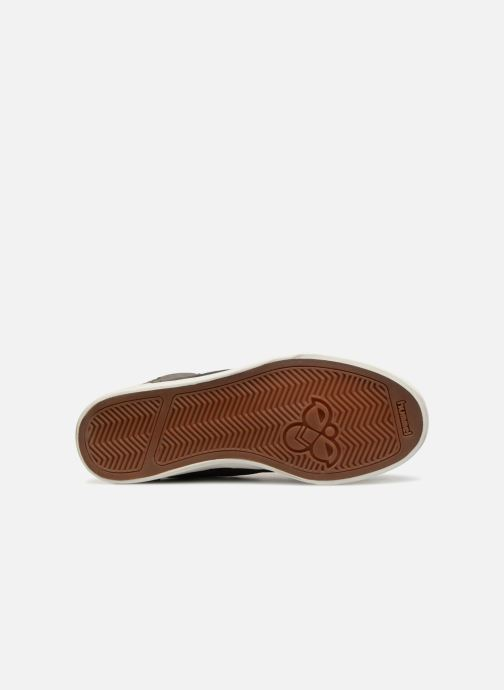 Sneaker Hummel Stadil Winter grau ansicht von oben