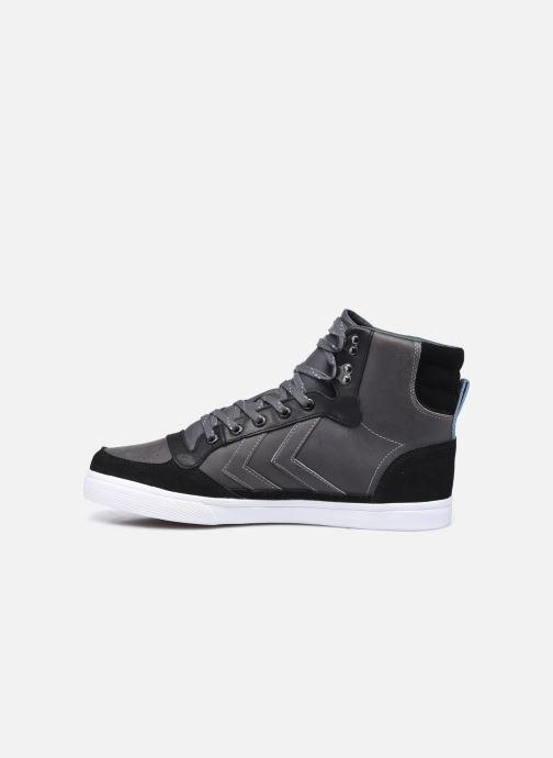 Sneakers Hummel Stadil Winter Nero immagine frontale