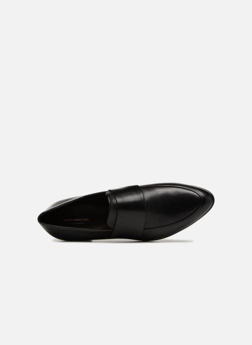 Mocasines Vagabond Shoemakers Frances 4406-001 Negro vista lateral izquierda