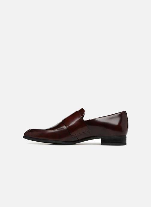 Slipper Vagabond Shoemakers France 4406-004 weinrot ansicht von vorne