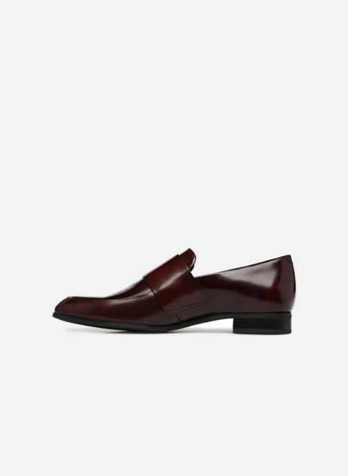 Mocassins Vagabond Shoemakers France 4406-004 Bordeaux voorkant