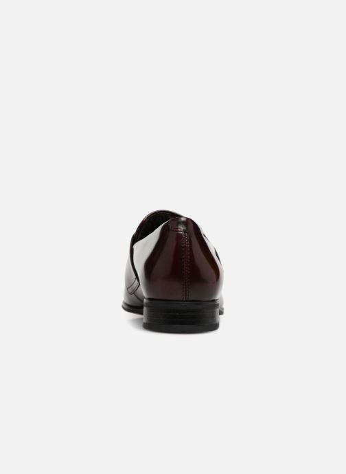 Slipper Vagabond Shoemakers France 4406-004 weinrot ansicht von rechts