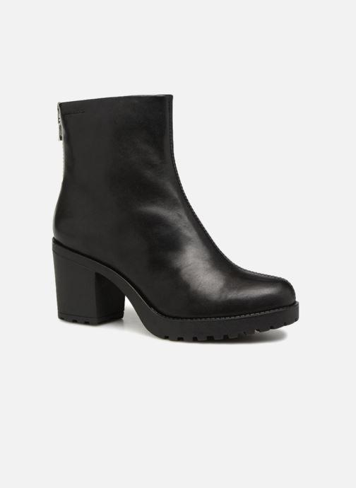 Botines  Vagabond Shoemakers Grace 4628-001 Negro vista de detalle / par