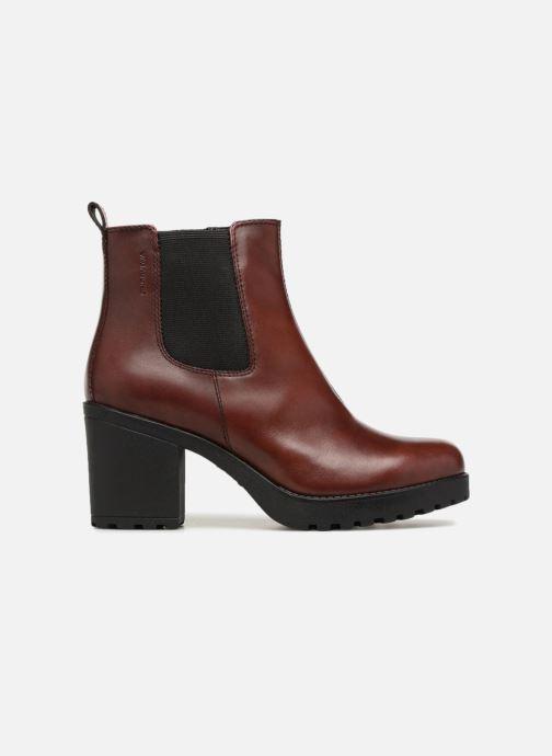 Botines  Vagabond Shoemakers Grace 4228-101 Vino vistra trasera