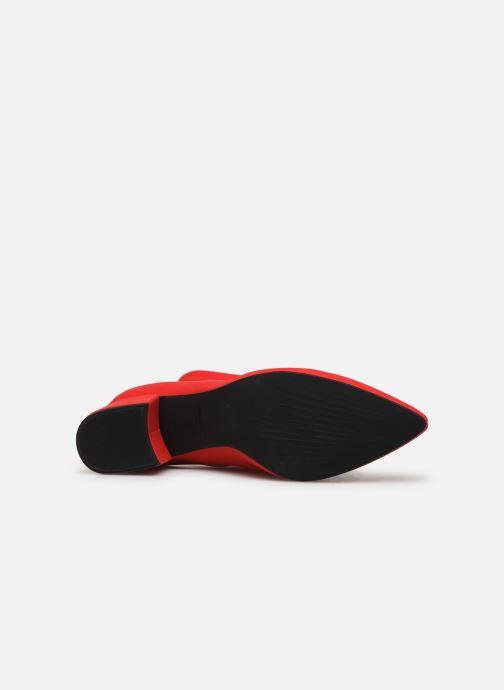 Botines  Vagabond Shoemakers Mya 4319-539 Rojo vista de arriba