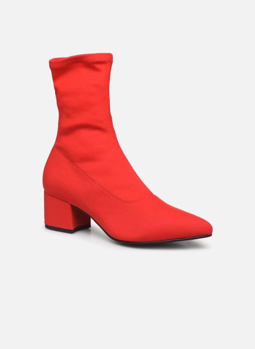 Botines  Vagabond Shoemakers Mya 4319-539 Rojo vista de detalle / par