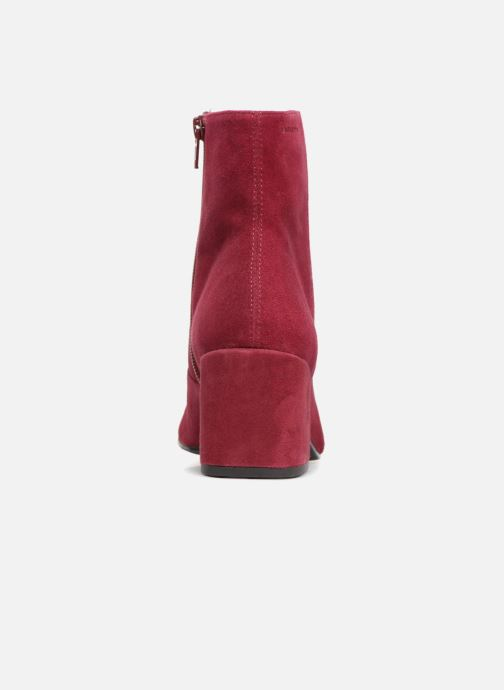 Ankle boots Vagabond Shoemakers Olivia 4217-040 Burgundy view from the right