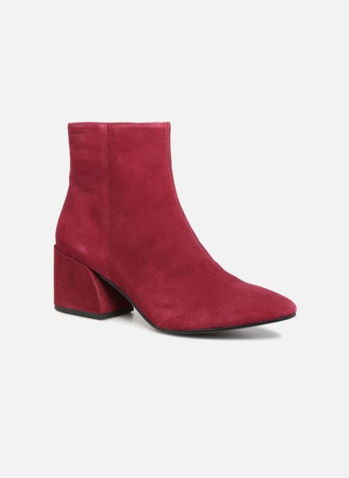 Ankle boots Vagabond Shoemakers Olivia 4217-040 Burgundy detailed view/ Pair view