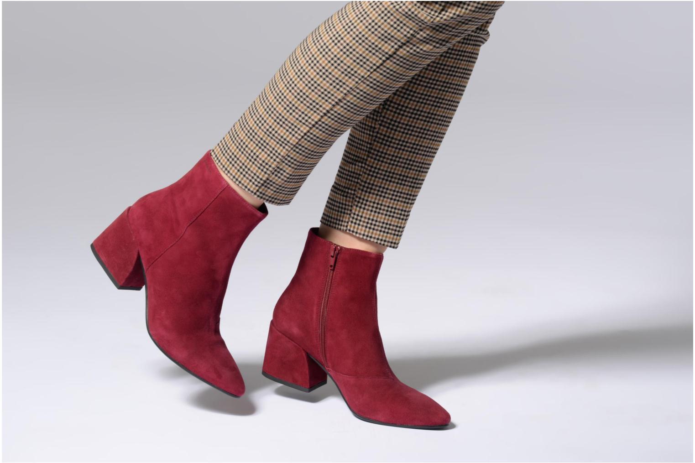 Bottines et boots Vagabond Shoemakers Olivia 4217-040 Bordeaux vue bas / vue portée sac