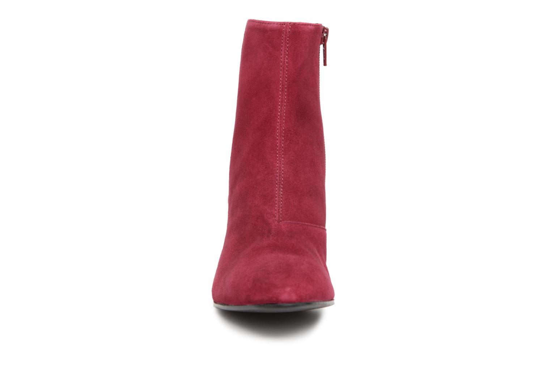 Bottines et boots Vagabond Shoemakers Olivia 4217-040 Bordeaux vue portées chaussures