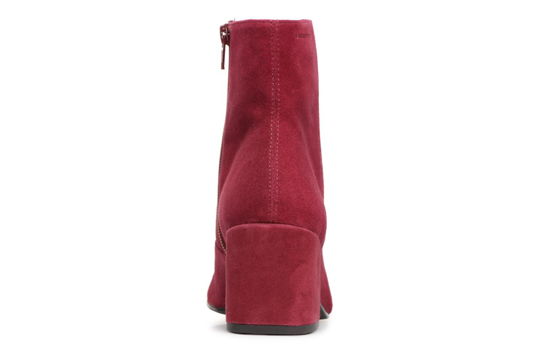 Bottines et boots Vagabond Shoemakers Olivia 4217-040 Bordeaux vue droite