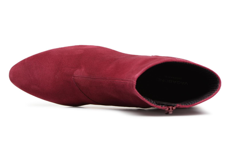 Bottines et boots Vagabond Shoemakers Olivia 4217-040 Bordeaux vue gauche