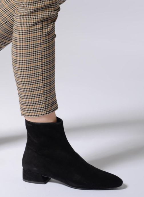 Ankle boots Vagabond Shoemakers JOYCE Black view from underneath / model view
