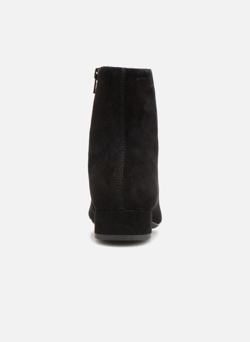 Botines  Vagabond Shoemakers JOYCE Negro vista lateral derecha