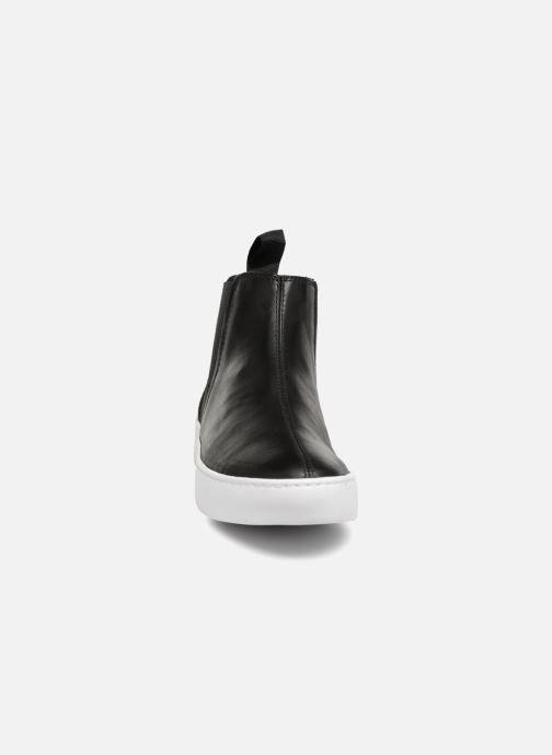Sneaker Vagabond Shoemakers ZOE schwarz schuhe getragen