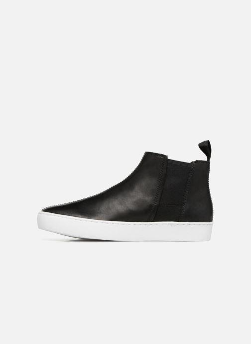 Sneaker Vagabond Shoemakers ZOE schwarz ansicht von vorne