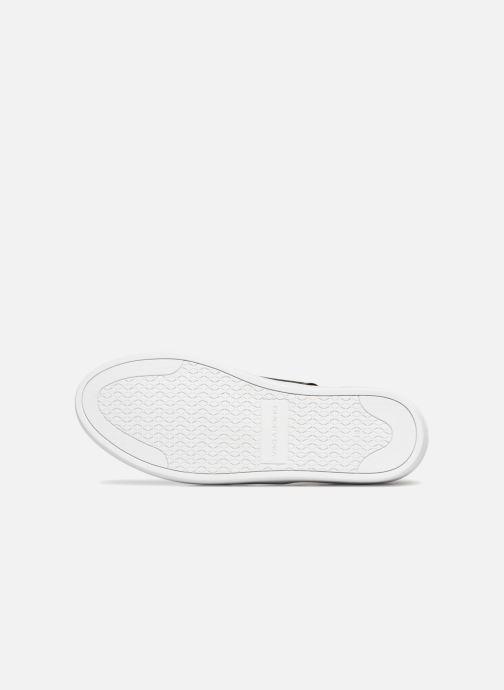 Sneaker Vagabond Shoemakers ZOE schwarz ansicht von oben