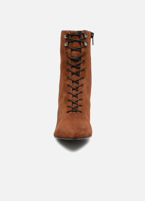 Stiefeletten & Boots Vagabond Shoemakers MYA 2 braun schuhe getragen