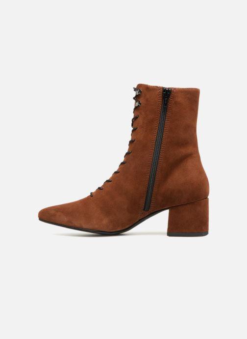 Stiefeletten & Boots Vagabond Shoemakers MYA 2 braun ansicht von vorne