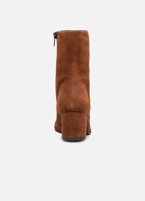 Stiefeletten & Boots Vagabond Shoemakers MYA 2 braun ansicht von rechts