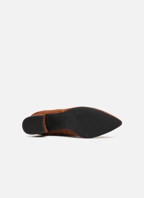 Stiefeletten & Boots Vagabond Shoemakers MYA 2 braun ansicht von oben