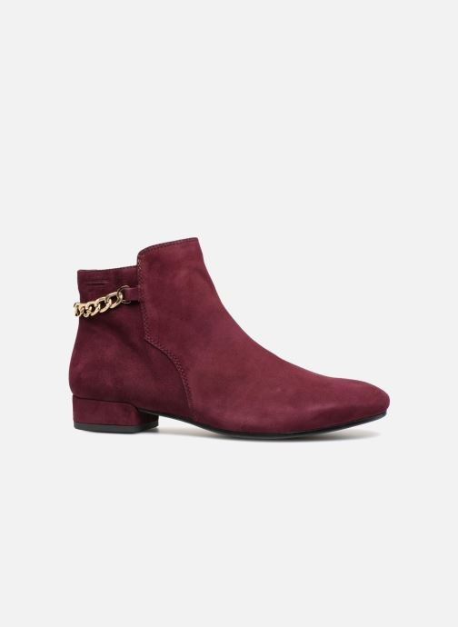 Ankle boots Vagabond Shoemakers SUZAN Burgundy back view